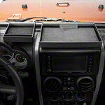 Rugged Ridge Dash Organizer (07-10 Wrangler JK) - Rugged Ridge 13551.10