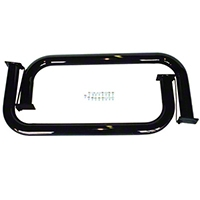 Rugged Ridge Nerf Bars, Black (87-06 Wrangler YJ & TJ) - Rugged Ridge 564462