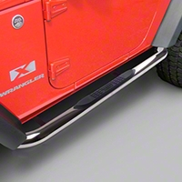 Rugged Ridge Side Step Bars (07-13 Wrangler JK 2 Door) - Rugged Ridge 11593.05