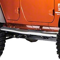 Rugged Ridge Side Step Bars (07-13 Wrangler JK 4 Door) - Rugged Ridge 11593.06