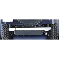 Rugged Ridge Rear Frame Crossmember Cover, Stainless Steel (97-06 Wrangler TJ) - Rugged Ridge 7450
