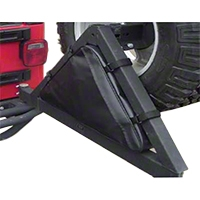 Rugged Ridge Tire Carrier Recovery Bag (87-09 Wrangler YJ, TJ & JK) - Rugged Ridge 12801.5