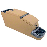 Rugged Ridge Ultimate II Console Assembly - Spice Vinyl (87-95 Wrangler YJ) - Rugged Ridge 13103.37