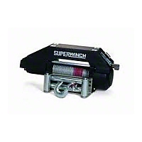 Superwinch S6000 12V DC Winch With Rated Line Pull Of 6,000 lbs../2727 kgs. (Universal Application) - Superwinch 1679