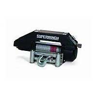 Superwinch S6000, 24V DC Without Roller Fairlead (Universal Application) - Superwinch 1681