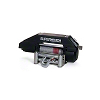 Superwinch S9000 12V DC Winch With Rated Line Pull Of 9,000 lbs./4091 kgs. (Universal Application) - Superwinch 1680