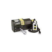 Superwinch SAC1000 Utility Winch 1000 lb. With Freespooling And Roller Fairlead (Universal Application) - Superwinch 1001