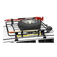 Warrior Products Safari Basket only 45 in.x55 in.x5 in. (Universal Application) - Warrior Products 855