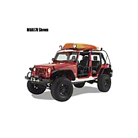 Warrior Products Safari Watercraft Rack (87-95 Wrangler YJ) - Warrior Products 848