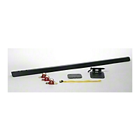 WARN Single Bike Rack For Class III 2 Inch Reciever Hitches (Universal Application) - Warrior Products 838