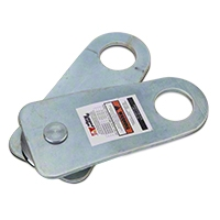 Rugged Ridge Snatch Block Pulley 20,000LB (Universal Application) - Rugged Ridge 11235.1