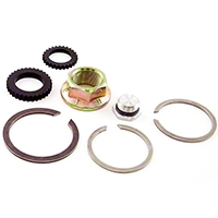 Omix-ADA Spare Hardware Kit For Heavy Duty NP231 Slip Yoke Eliminator Kit (88-03 Wrangler YJ & TJ) - Omix-ADA 18676.64
