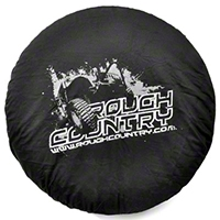 Rough Country Spare Tire Cover (Universal Application) - Rough Country TC28