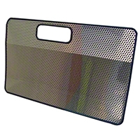 Rugged Ridge Stainless Steel Bug Screen (97-06 Wrangler TJ) - Rugged Ridge 11106.03