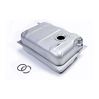 Omix-ADA Steel Gas Tank 15 Gal, 2.5L Carburated (87-90 Wrangler YJ) - Omix-ADA 17720.12