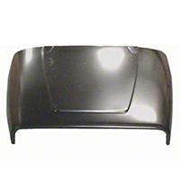 Omix-ADA Steel Hood (87-95 Wrangler YJ) - Omix-ADA 12003.06