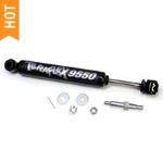 Teraflex Steering Stabilizer (87-16 Wrangler YJ, TJ & JK) - Teraflex 1513001
