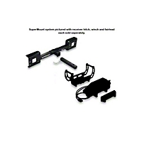 Superwinch SuperMount Portable Front And Rear Winch Mount (87-06 Wrangler YJ & TJ) - Superwinch 65010A