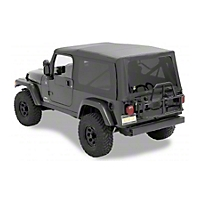 Bestop Supertop NX, Black Diamond (04-06 Wrangler TJ Unlimited) - Bestop 54721-35