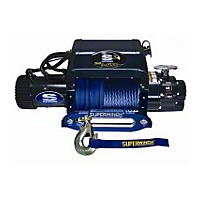 Superwinch Talon 9.5i SR Winch w/ Synthetic Rope (Universal Application) - Superwinch 1695211