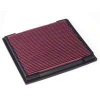 Rugged Ridge Synthetic Panel Air Filter (97-06 Wrangler TJ w/2.5L or 4.0L Engine) - Rugged Ridge 17752.01