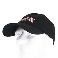 TeraFlex Black Adjustable Hat - Teraflex 5127002