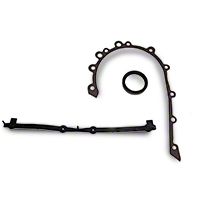 Omix-ADA Timing Cover Gasket Set w/ Oil Seal (87-90 Wrangler YJ) - Omix-ADA 17449.01