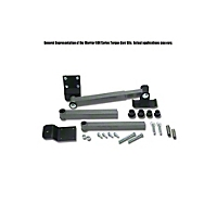 Warrior Products Torque Barz System (87-95 Wrangler YJ w/ Spring Over) - Warrior Products 607