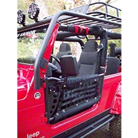 Body Armor Trail Doors (97-06 Wrangler TJ) - Body Armor TJ-6135||TJ-6135
