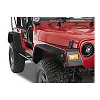 Warrior Products Tube Flare Marker Light Kit (87-13 Wrangler YJ, TJ & JK) - Warrior Products 2731
