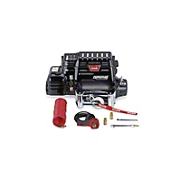 Warn 12000Lb. Powerplant Dual Force Winch & Air Compressor (Universal Application) - Warn 71801