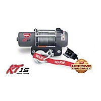 WARN 15 Series RT15 ATV Winch (Universal Application) - Warn 78000