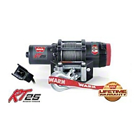 WARN 25 Series RT25 ATV Winch (Universal Application) - Warn 75000