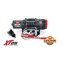 WARN 25 Series XT25 ATV Winch (Universal Application) - Warn 75500