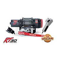 WARN 30 Series RT30 ATV Winch (Universal Application) - Warn 76000