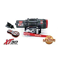 WARN 30 Series XT30 ATV Winch (Universal Application) - Warn 76500
