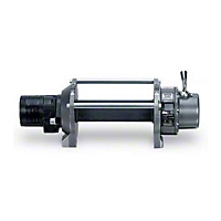 Warn Industrial Series 6 Hydraulic Winch, Clockwise (Universal Application) - Warn 33446