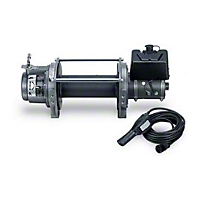 Warn Industrial Series 9 Dc Electric Winch, 24V Motor (Universal Application) - Warn 30284