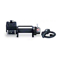 Warn Industrial Severe Duty 9L Winch, 24V Motor (Universal Application) - Warn 63123