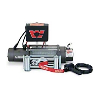 Warn M6000 Self-Recovery Winch, 12V Dc (Universal Application) - Warn 45880