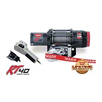 WARN RT40 UTV Winch (Universal Application) - Warn 77000