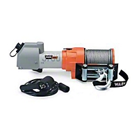 WARN Works 3700 DC Winch (Universal Application) - Warn 653700