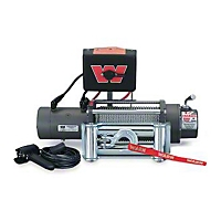 Warn Xd9000 Self-Recorvery Winch Ce, 12V Dc (Universal Application) - Warn 28500