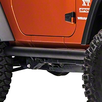 Warrior Products Knight Guard Nerf Bars (07-13 Wrangler JK 2 Door) - Warrior Products 55985