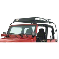 Warrior Products Safari Roof Rack (87-95 Wrangler YJ) - Warrior Products 856