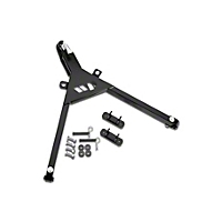 Warrior Products Tow Bar Fixed Class III (Universal Application) - Warrior Products 862