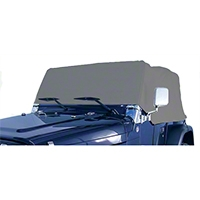 Rugged Ridge Weather Lite Cab Cover (87-06 Wrangler YJ & TJ) - Rugged Ridge 13321.01