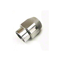 Teraflex Weldable Insert End-Left 1-1/4 In. (Universal Application) - Teraflex 4107101