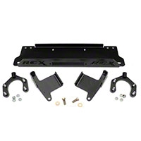 Rough Country Winch Mounting Plate (07-13 Wrangler JK) - Rough Country 1162