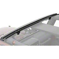 Bestop Windshield Channel (07-13 Wrangler JK) - Bestop 51243-01
